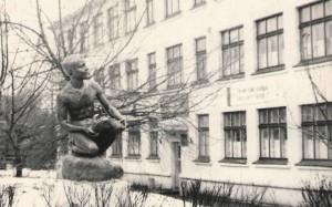 Навчальний корпус ПТУ №21  (вул. Комунальників, 1)