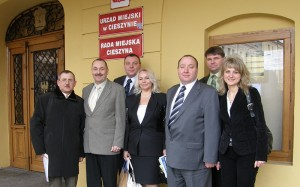 Співпраця із Школою ім. Ген. Стефана Грота Ровецкаго міста Цєшина (Республіка Польща)