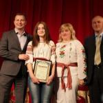 У Тернополі нагородили кращих школярів і студентів області