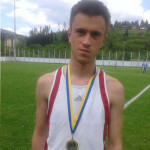 Випусник нашого училища Олександр Гнатюк став чемпіоном України з гірського бігу