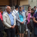 Поїздка працівників училища у Манявський скит