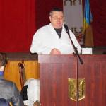 Зустріч учнів з лікарем – хірургом онкологічного  диспансеру