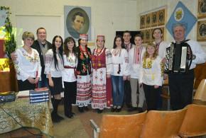 Українська родина – зернинка народу