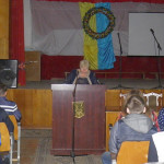 Чорнобилем розіп'ята Україна