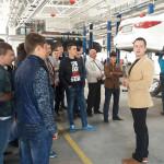 Екскурсія на «Богдан-авто»