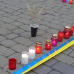 Вшановуємо у навчальному закладі пам'ять жертв голодоморів