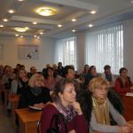 Засідання обласної методичної секції викладачів української мови та літератури