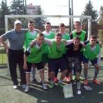 Володарі перехідного кубка з міні-футболу !