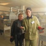 Перемога у ІІ етапі Всеукраїнського конкурсу фахової майстерності з професії електрозварник ручного зварювання
