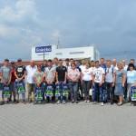 Екскурсія на лакофарбове підприємство у м. Яворів
