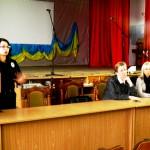Круглий стіл «Підліток і закон.  Чи всі його дотримуються?»