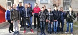 Відвідування музею політв'язнів