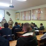 Зустріч з учасниками  операції об'єднаних сил