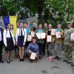 ІІ етап Всеукраїнської дитячо-юнацької військово-патріотичної гри «Сокіл» («Джура»)