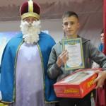 Миколай іде і Різдво веде