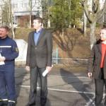 Позапланові навчання з пожежної безпеки