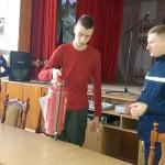 Зустріч з пожежниками: цікаво,  повчально, завжди актуально