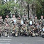 Військово-спортивні змагання «Сила в єдності»