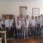 Захист дипломних робіт учнів групи 32 – СХМ