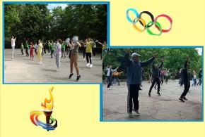 Хроніка олімпійського тижня